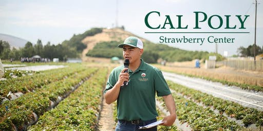 Cal Poly Strawberry Center Annual Field Day