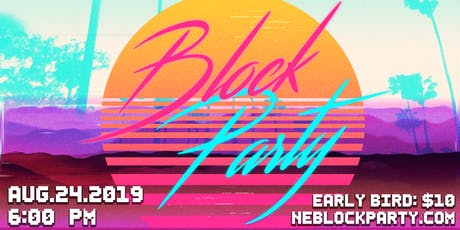 Block Party 2019 tickets