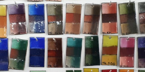 Introduction to Jewellery Enamelling