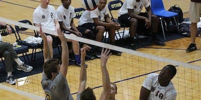 OTHS Boys Volleyball Camp (Grades 4-9) - Summer 2019