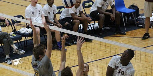 OTHS Boys Volleyball Camp (Grades 4-9) - Summer 2019