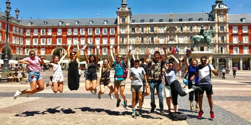 Free Walking Tour Madrid Essential