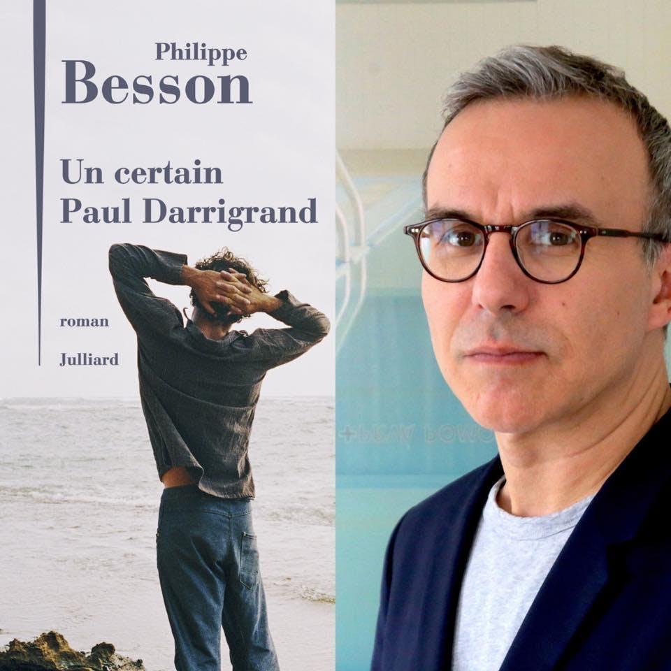Soirée littéraire : rencontre avec Philippe Besson