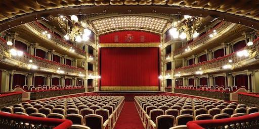 """Evento Teatral """"Visitando un nuevo mundo"""""""