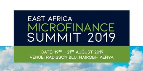 The East African Microfinance Summit 2019 tickets