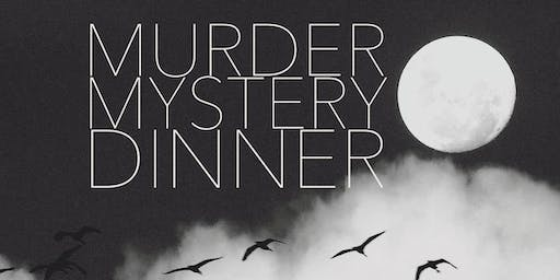 Friday June 28th Murder Mystery Dinner