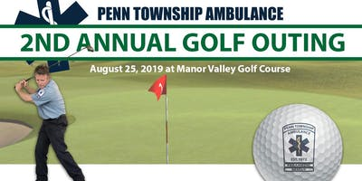 2nd Annual Golf Outing - Penn Township Ambulance