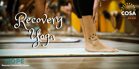 Recovery Yoga tickets