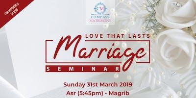 Marriage Workshop