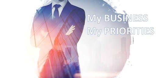 My BUSINESS - My PRIORITIES