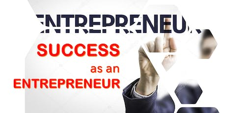SUCCESS as an ENTREPRENEUR tickets