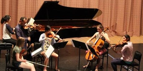 DOMINICAN CHAMBER MUSIC CAMP tickets