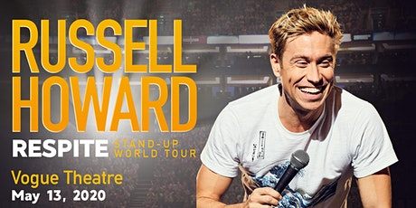 RUSSELL HOWARD: RESPITE tickets