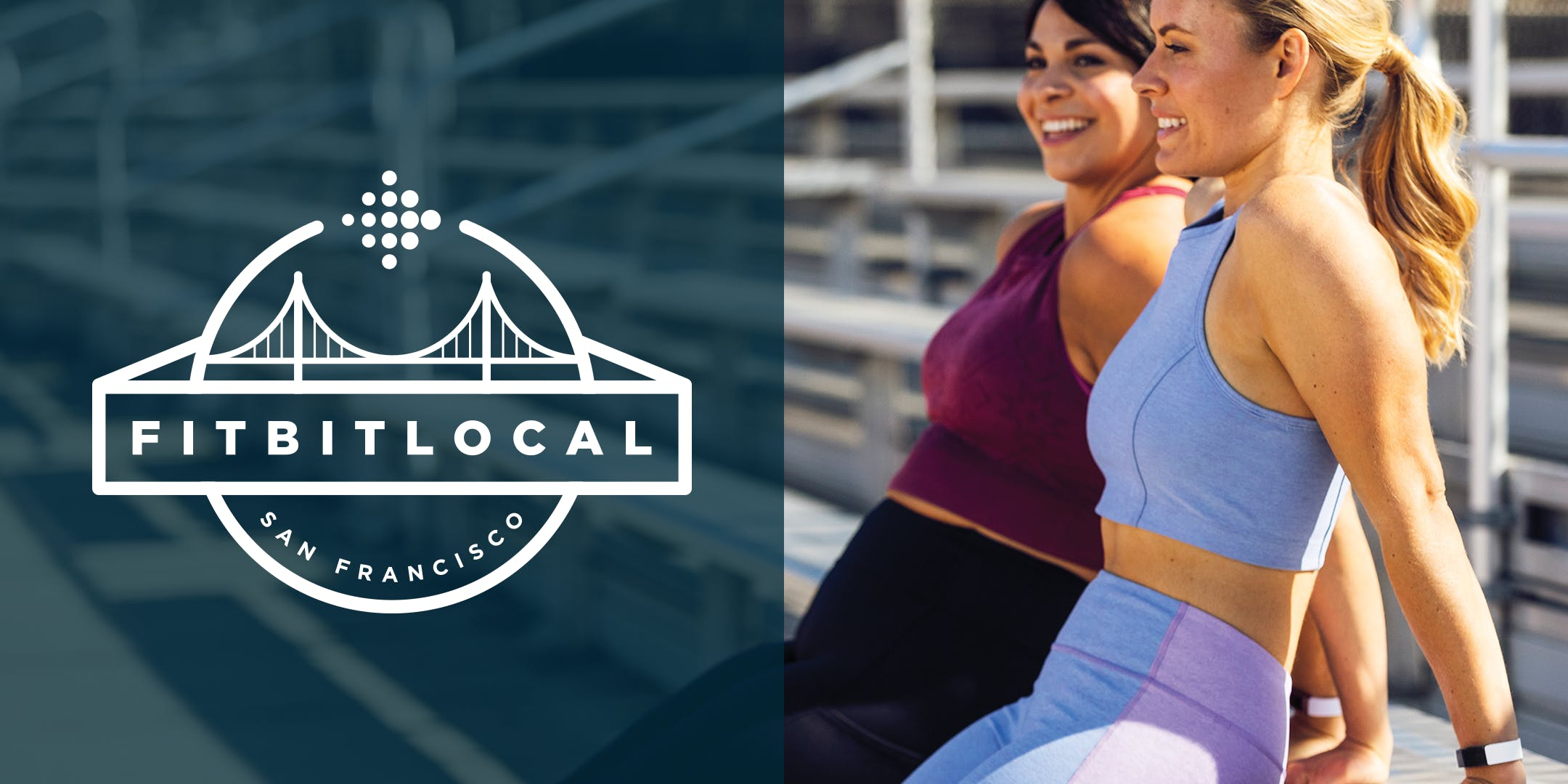 Yoga on the Bay with Fitbit Local