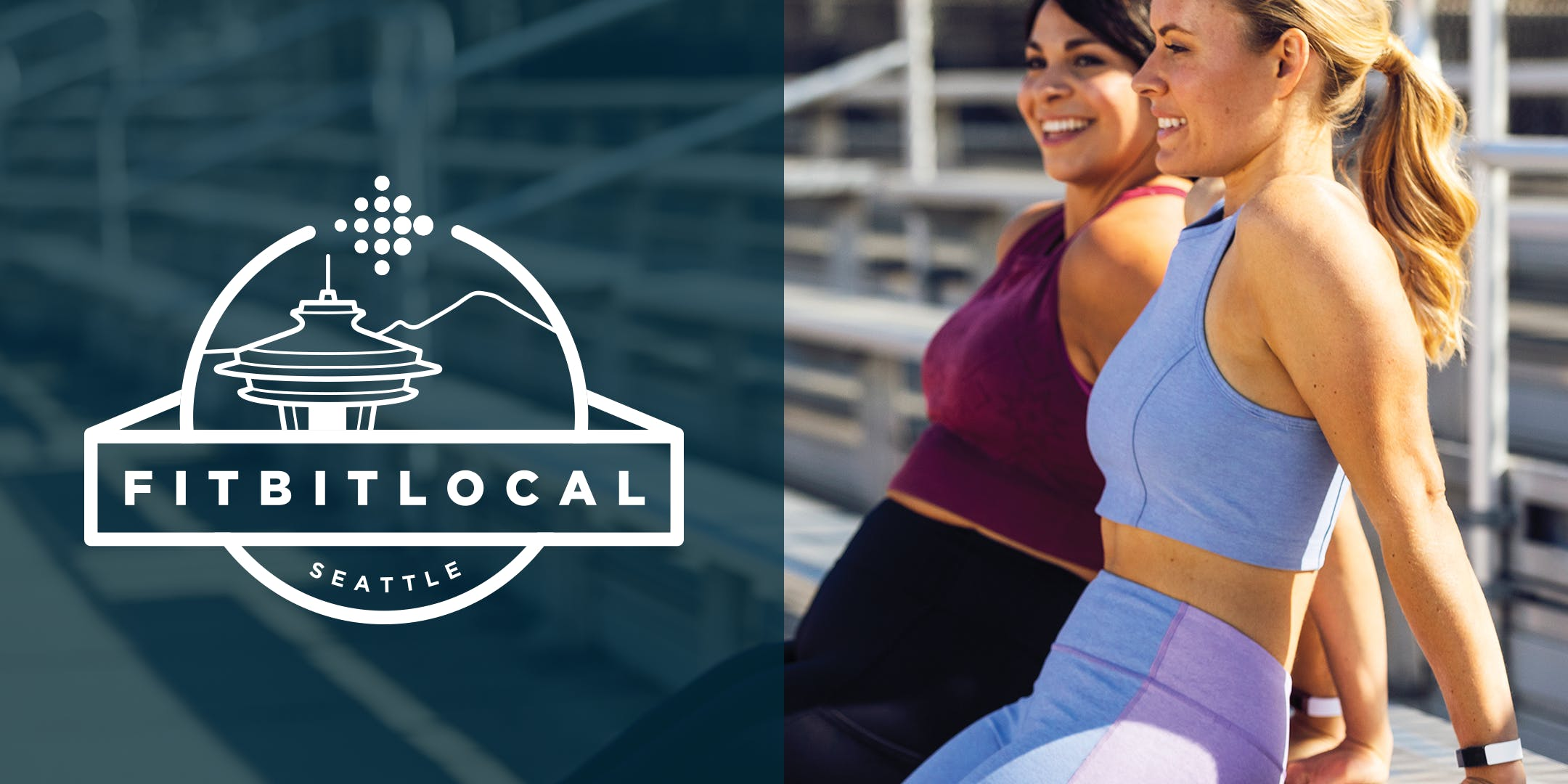 Fitbit Local Yoga & Bootcamp Workout