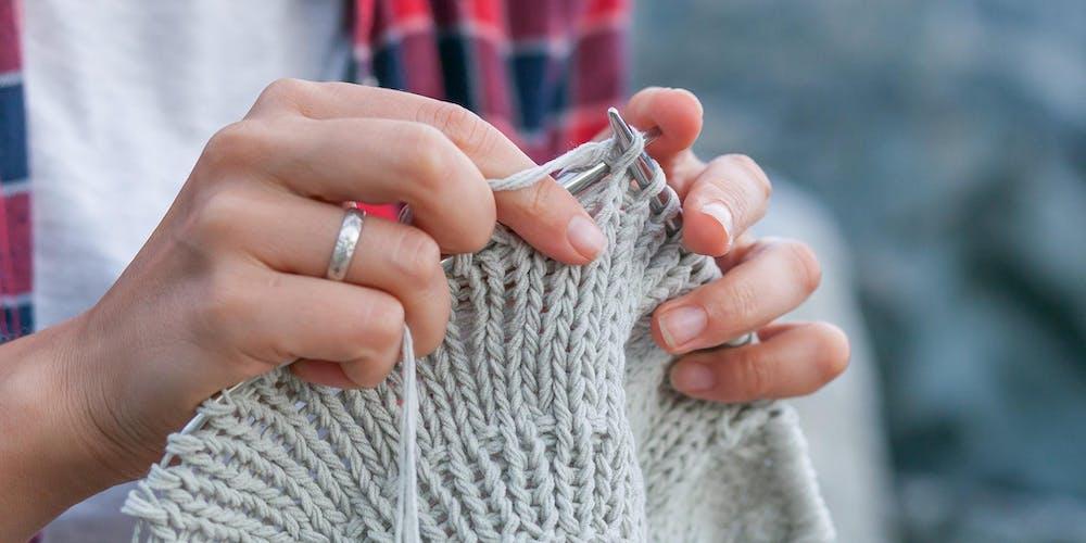 Beginner Knitting Registration Wed Jun 5 2019 At 6 00 Pm Eventbrite