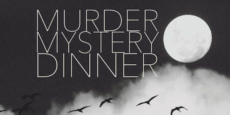 Friday October 18th Murder Mystery Dinner tickets