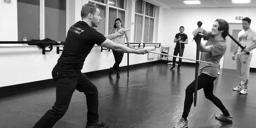 Stage Combat with Kenan Ali