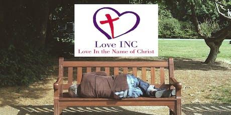 Love INC Volunteer Orientation tickets