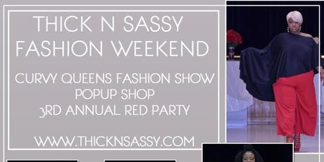 Thick N Sassy Fashion Weekend tickets
