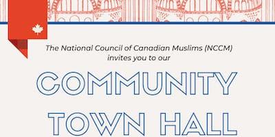 Community Town Hall Meeting: GTA