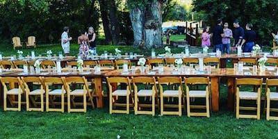 Blackbelly Farm Dinner September 18th
