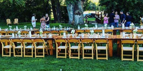 Blackbelly Farm Dinner September 18th  tickets