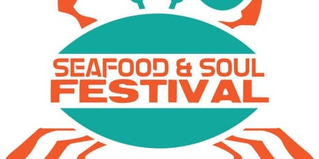 Seafood Soul Festival 2019 tickets