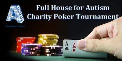 Full House for Autism - Poker Tournament