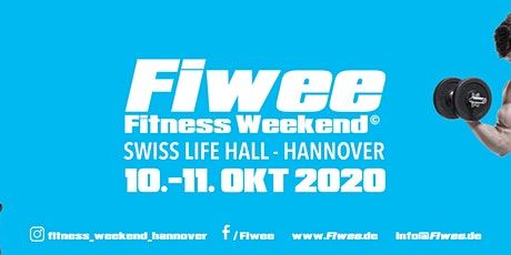 FIWEE - Fitness Weekend Hannover 2020 tickets