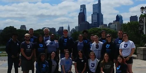 Jefferson East Falls Exploring Philly Program