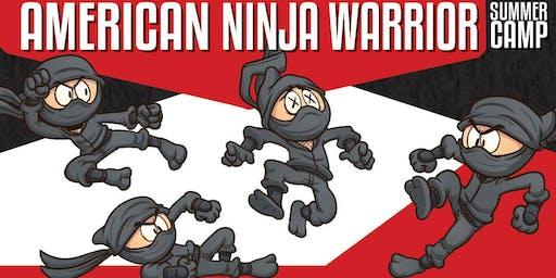 American Ninja Warrior Summer Camp - Premier Martial Arts Marietta