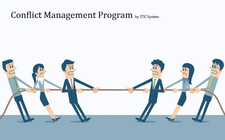 Conflict Management Live virtual training in