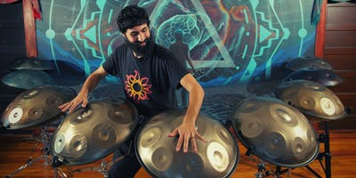 Handpan Concert and 4hr Hands-On Immersion @ The Love Hut on 6/2/19