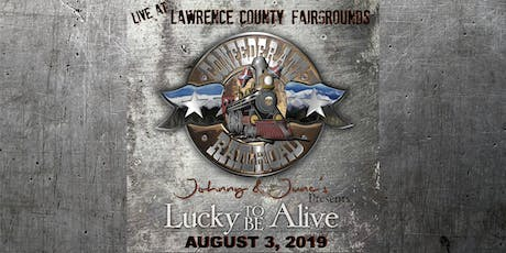 Confederate Railroad Lucky to be Alive Tour at Lawrence Co Fair tickets