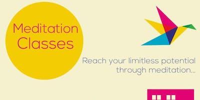 Rising Above the Ordinary - Meditation Classes