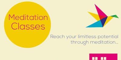 Rising Above the Ordinary - Meditation Classes (Sundays)