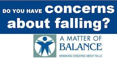 A Matter of Balance: Orange Park Medical Center