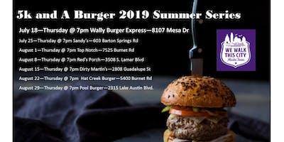 Wally Burger Express - Summer Series