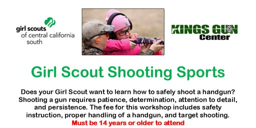Girl Scout Shooting Sports - Kings