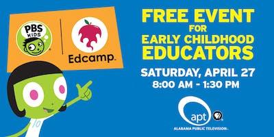 Alabama PBS KIDS Edcamp