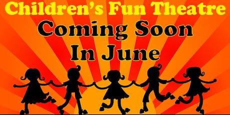 """Let's Play"" Children's Fun Theatre tickets"
