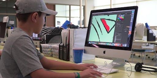 T-shirt and Logo Design - CHICKASHA
