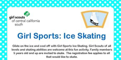 Girl Sports: Ice Skating - Fresno  tickets