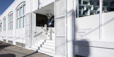 BOCCI | Studio Tour and Open House