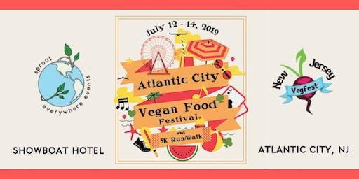 Atlantic City Vegan Food Festival 2019
