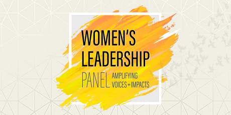 Women in Leadership Panel: The Future Of...  tickets