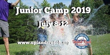 Junior Camp 2019 tickets