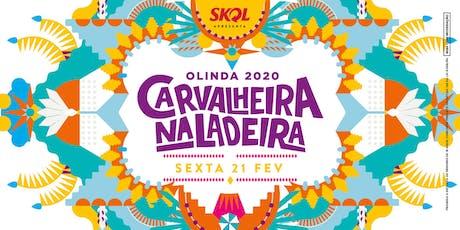 Carvalheira Na Ladeira 2020 - Sexta ingressos