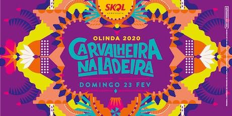 Carvalheira na Ladeira 2020 - Domingo ingressos